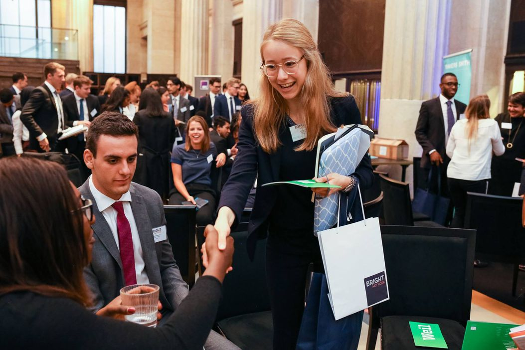 Future Lawyers 2017 networking