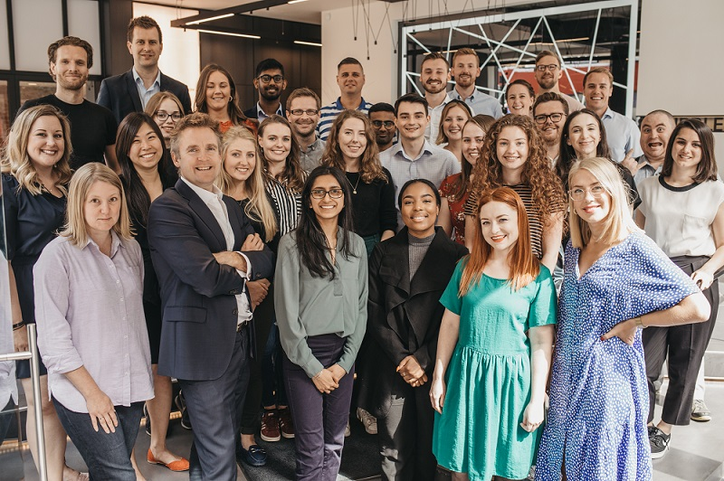 The Bright Network team July 2019