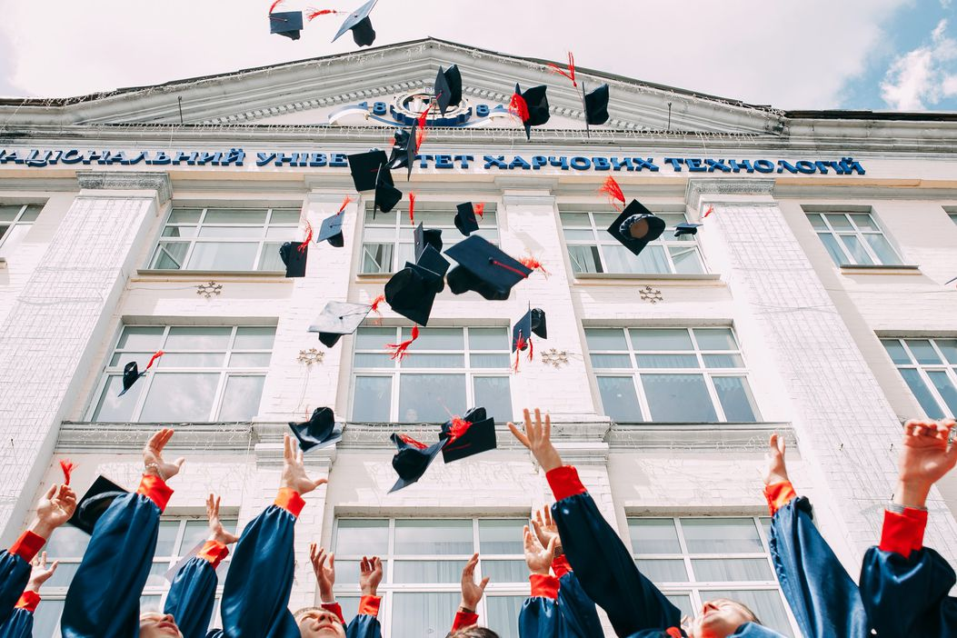 Graduation hats What to do if you get a 2:2