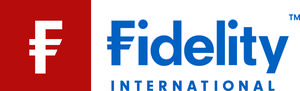 Fidelity International logo