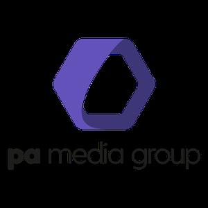 PA Media Group logo