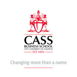 The Business School (formerly Cass) of City, University of London logo