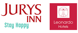 Jurys Inn & Leonardo Hotels logo