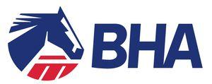 British Horseracing Authority logo