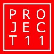 Project 11 logo