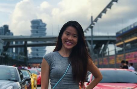 Bright Network member, Yan Ru