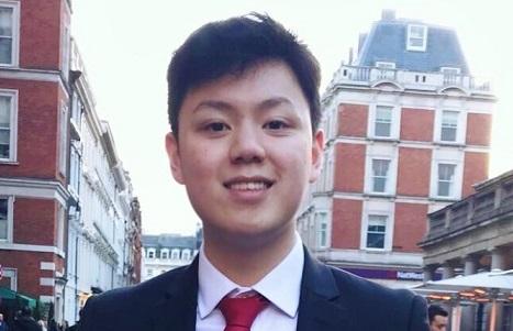 Bright Network member, Zong Qin