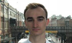 Bright Network member, Aidan