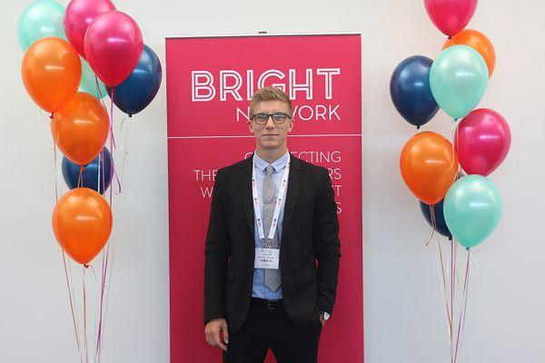 Bright Network member, Daniel