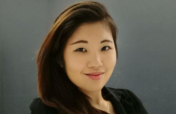Bright Network member, Esther