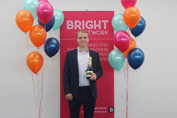 Bright Network member, James