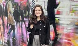 Bright Network member, Katie