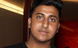 Bright Network member, Mohammed