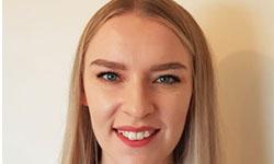 Bright Network member, Rachel