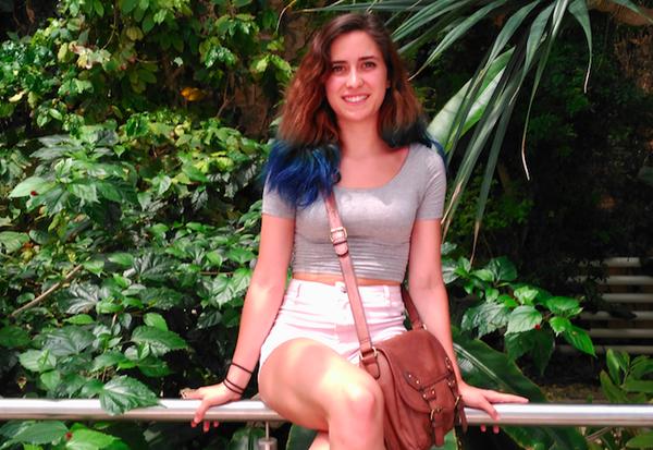 Bright Network member, Mariola