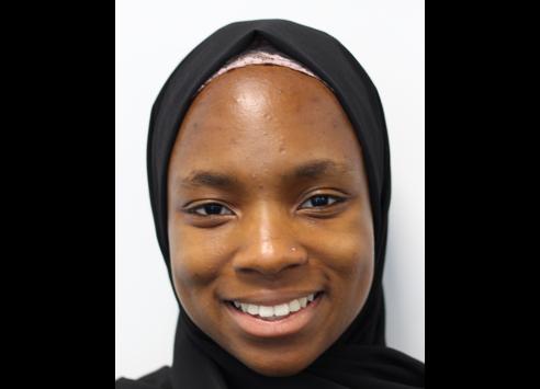 Bright Network member, Sawda