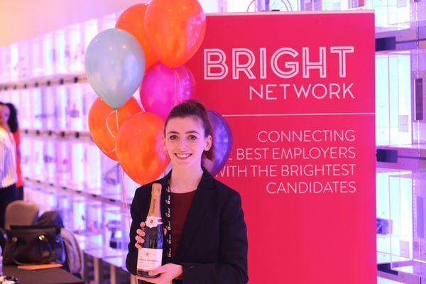 Bright Network member, Imogen