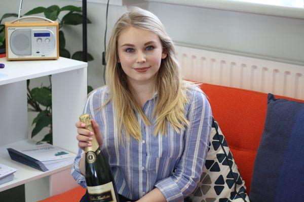 Bright Network member, Hannah