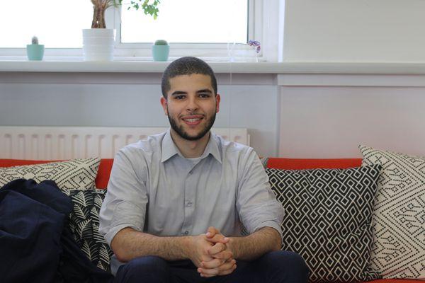 Bright Network member, Mehdi