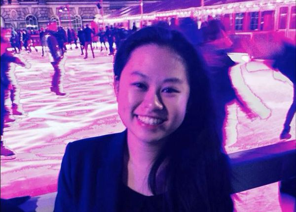 Bright Network member, Yu Rong (Yvonne)