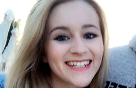 Bright Network member, Amy