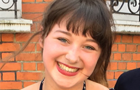Bright Network member, Jenny