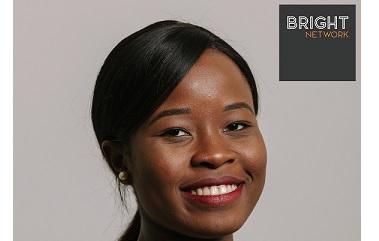 Bright Network member, Nifemi