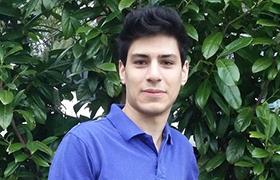 Bright Network member, Yousef